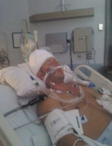corey in icu