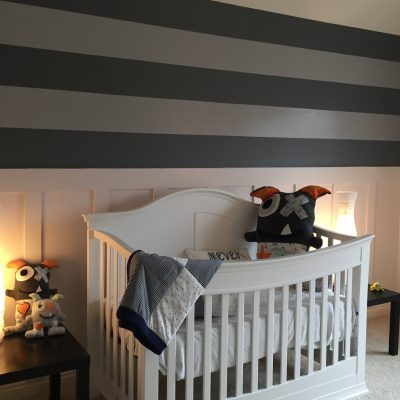 The Nursery!! So Fun!