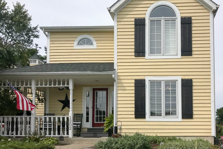How to Make Craftsman Style Shutters