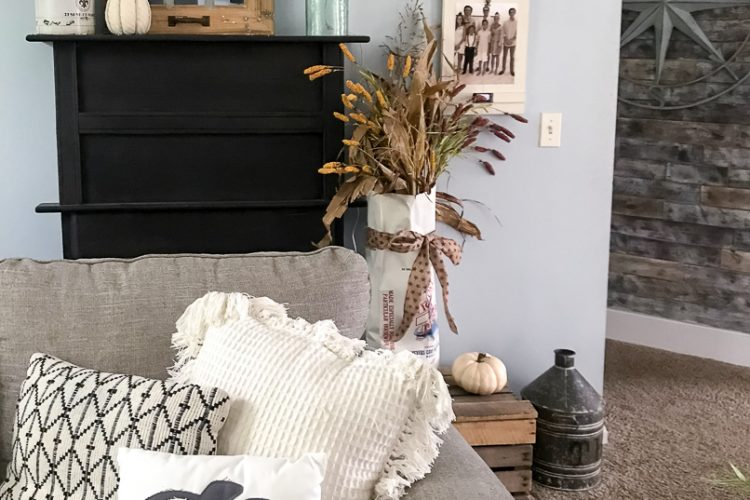 Autumns in the Air Fall Decor Home Tour