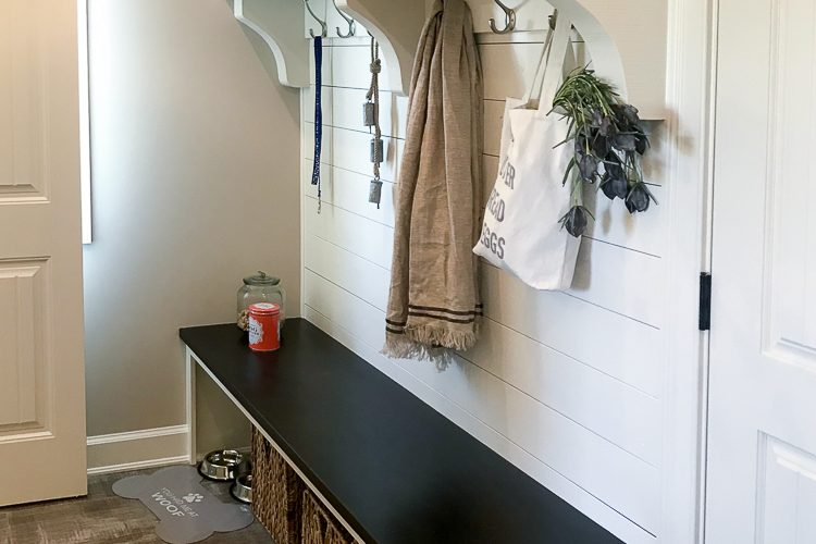 Mudroom Makeover Plan: One Room Challenge Week 1