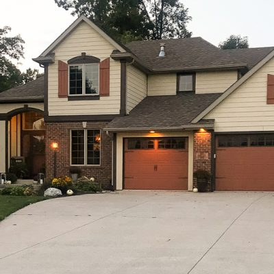 Craftsman Garage Doors-Get the Look Without All the Costs