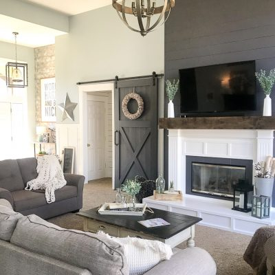 How to Build a Fireplace Surround Covering Tile