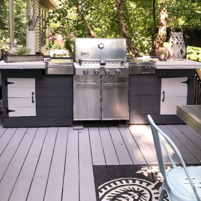 Modern Deck Makeover With SuperDeck