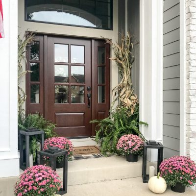 New Front Door and What to Consider