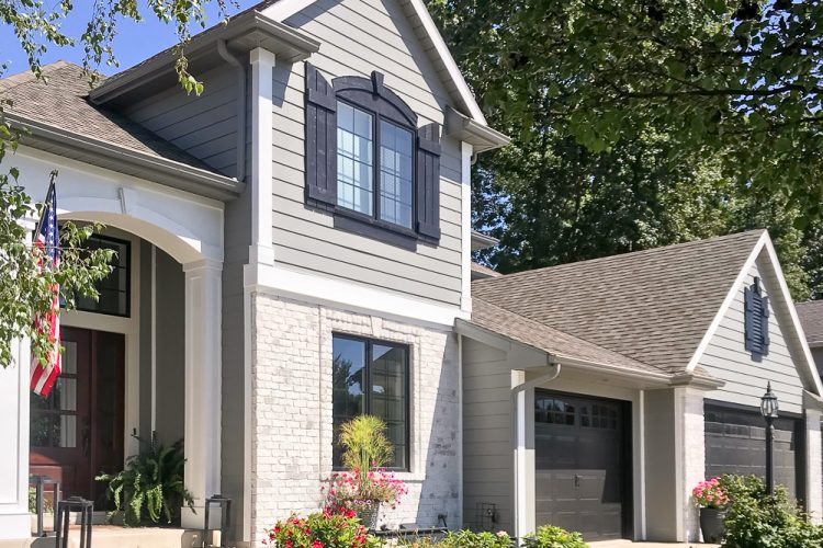 improving the curb appeal of our craftsman home