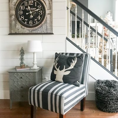 Easy DIY How to Paint a Fabric Chair