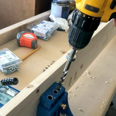How to Use a Kreg Jig-A Beginner's Guide