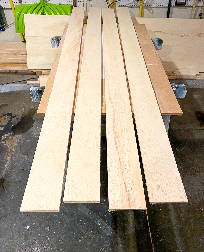 1x6x8 pinewood boards